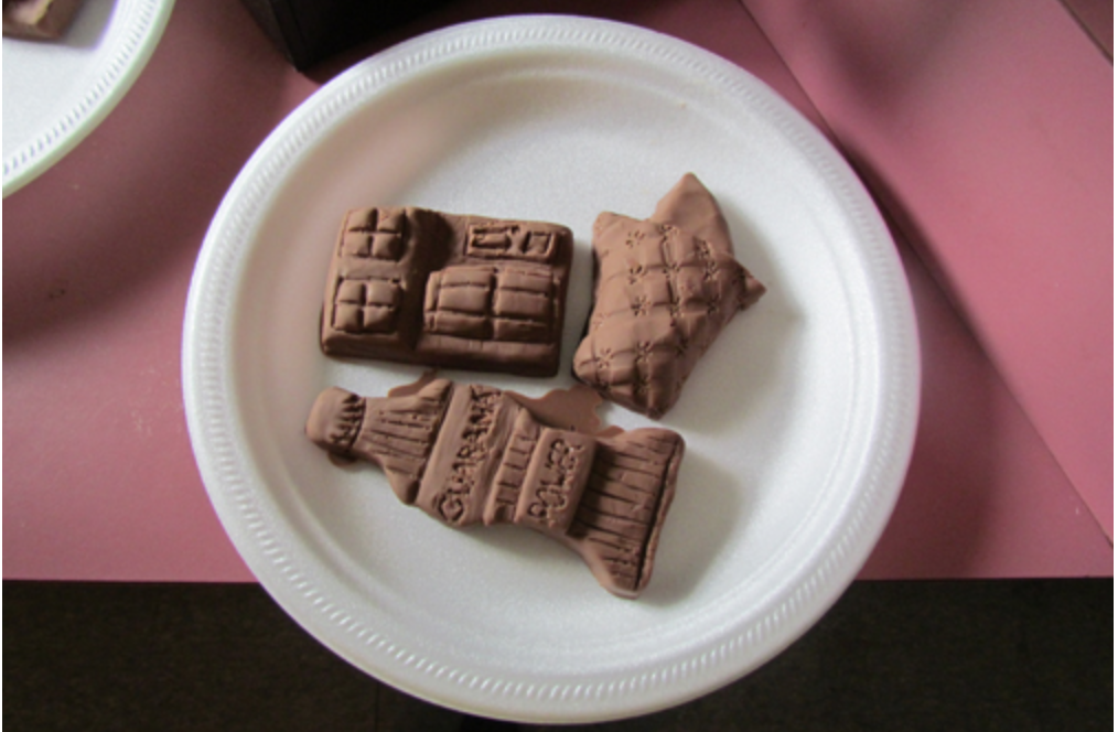 Chocolate Multiples Made by Students